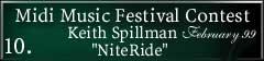 MIDI Music Festival and MIDI Music Contest
